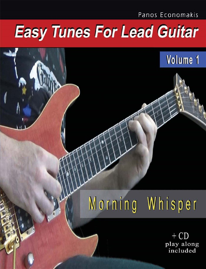 Easy Tunes For Lead Guitar-Volume 1_1